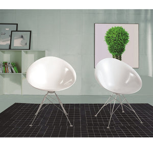 Starck Style Ero S Wire Dining Chair Chairs Free Shipping