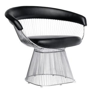 Warren Platner Style Dining Chair Black Chairs Free Shipping