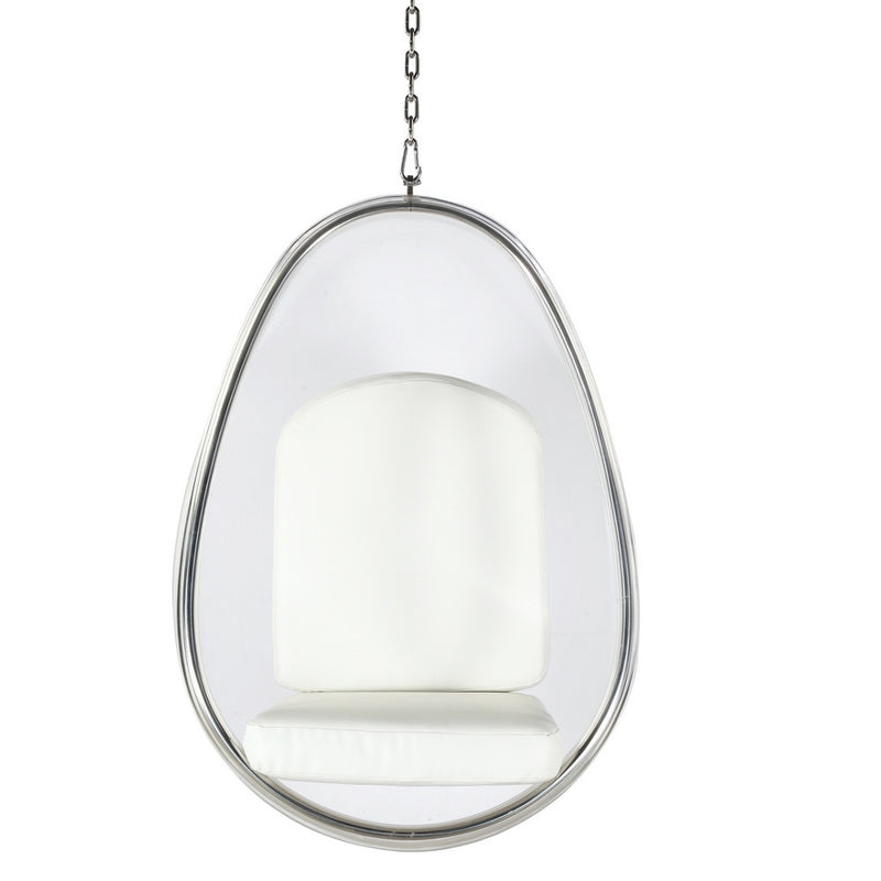 Eero Aarnio Style Hanging Pod Chair - living-essentials