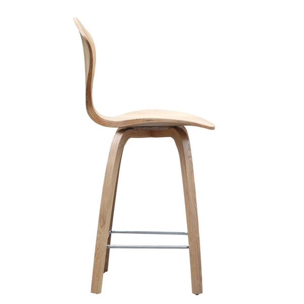 "Norman Cherner Style 25"" Counter Chair - living-essentials"