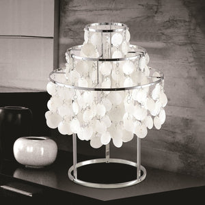 Verner Panton Style Fun 1 Table Lamp - living-essentials