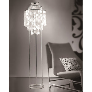 Verner Panton Style Fun 1 Floor Lamp - living-essentials