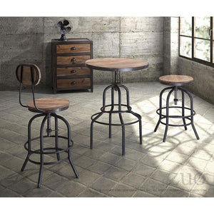 Adelaide Distressed Natural Counter Chair Bar Stools Free Shipping