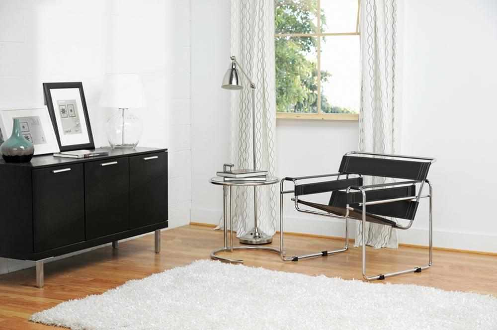Breuer Wassily Chair Replica | Slingy Chair Reproduction   EMFURN