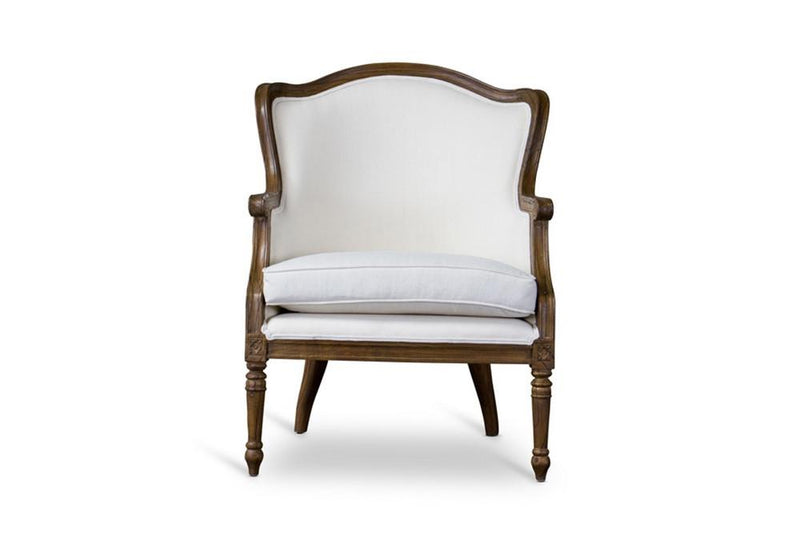 Cael Traditional French Accent Chair - living-essentials