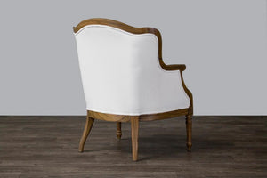 Cael Traditional French Accent Chair Chairs Free Shipping