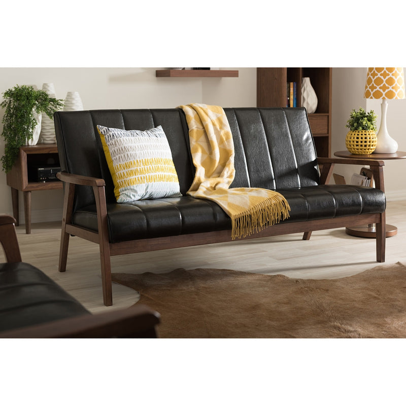 Nikki Retro Sofa - living-essentials