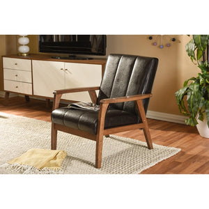 Nikki Retro Lounge Chair Chairs Free Shipping