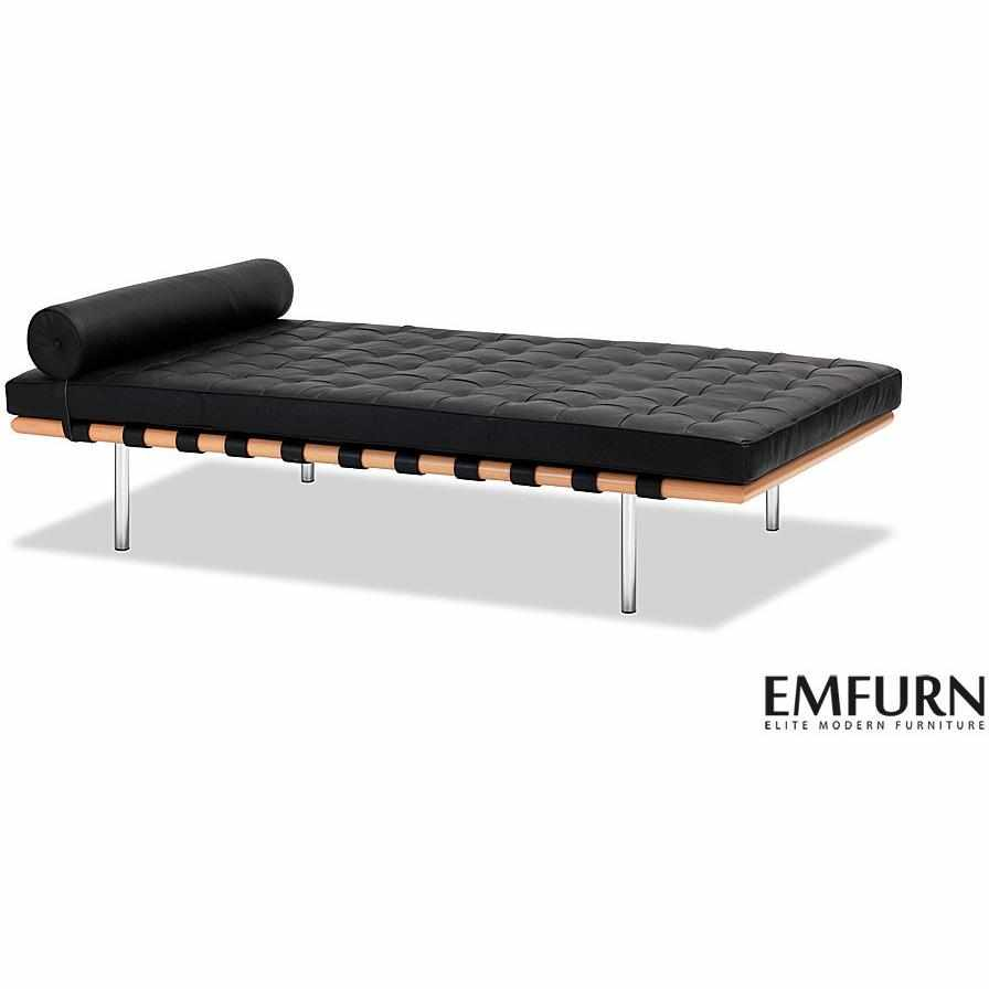 by daybed gallery diy office home rohe design barcelona der mies couch of exciting feature van decor