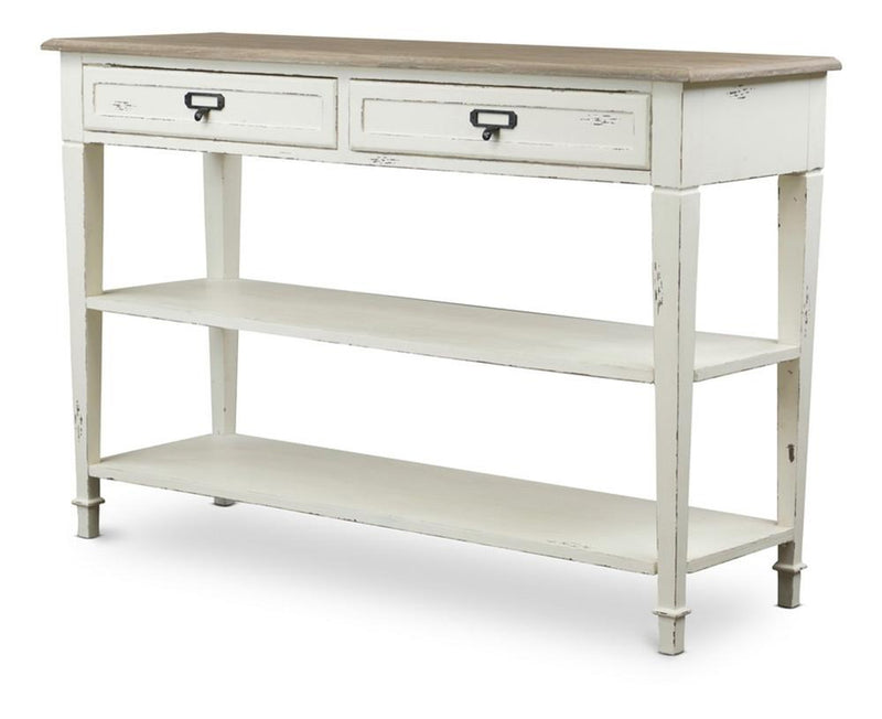 Uma Traditional French Accent Console Table - living-essentials
