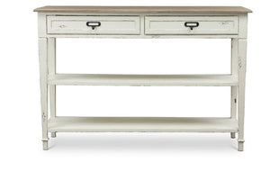 Uma Traditional French Accent Console Table Free Shipping