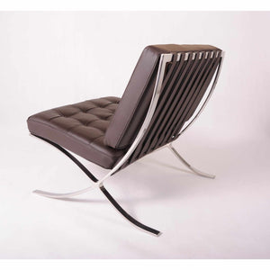 Barcelona Style Chair Black Chairs Free Shipping