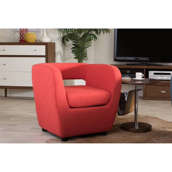 Scotty Mid-Century Lounge Accent Chair - living-essentials