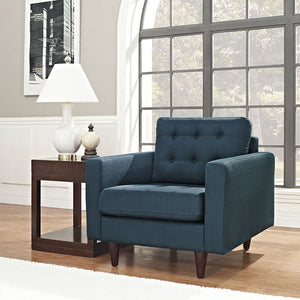 Queen Upholstered Armchair Azure Chairs Free Shipping