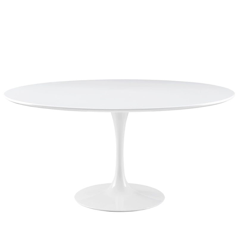 "Tulip Style 60"" Dining Table - living-essentials"