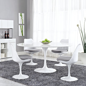 Tulip Style 60 Dining Table Free Shipping