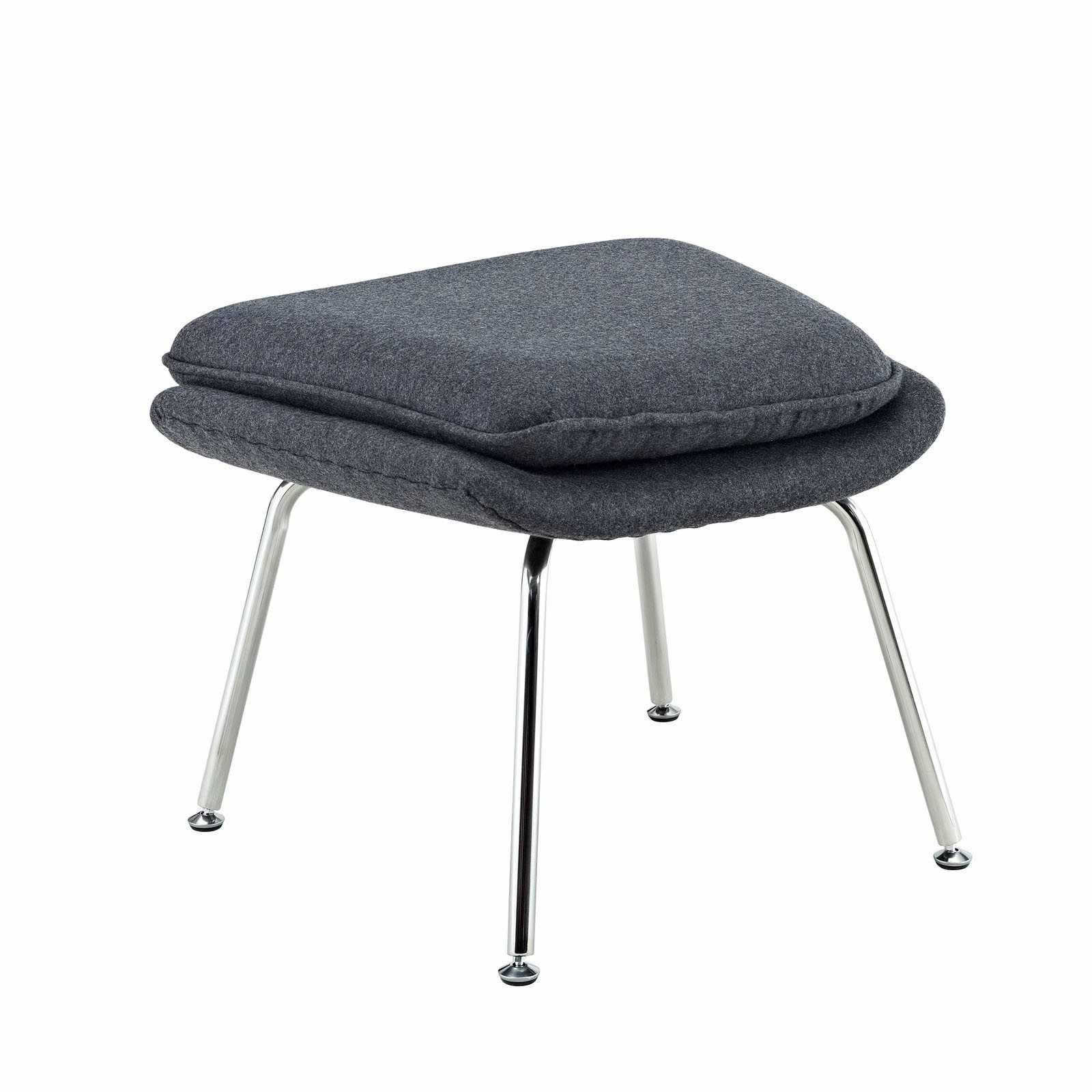 Womb Chair Amp Ottoman Saarinen Reproduction Emfurn