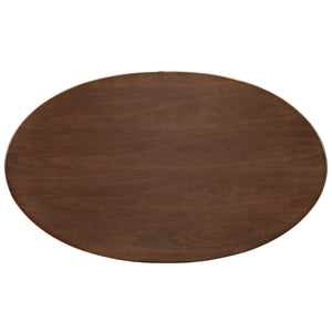 Tulip Style 60 Oval Wood Dining Table Tables Free Shipping