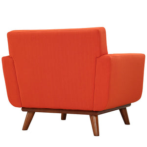 Queen Mary Armchair Atomic Red Chairs Free Shipping