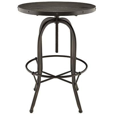 Savvy Wood Top Bar Table - living-essentials