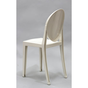 Ghost Style Dining Chair Black Chairs Free Shipping