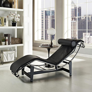 LC4 Style Chaise Lounge