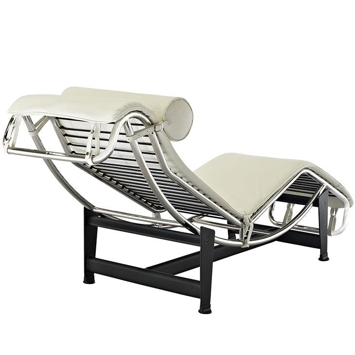 LC4 Style Chaise Lounge - living-essentials