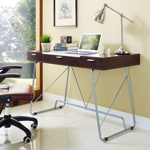 Flat Desk Birch Office Desks Free Shipping