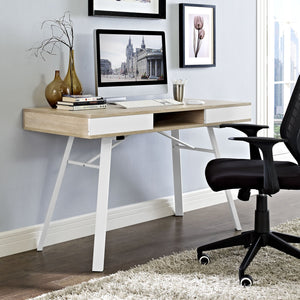Propel Office Desk Oak Desks Free Shipping