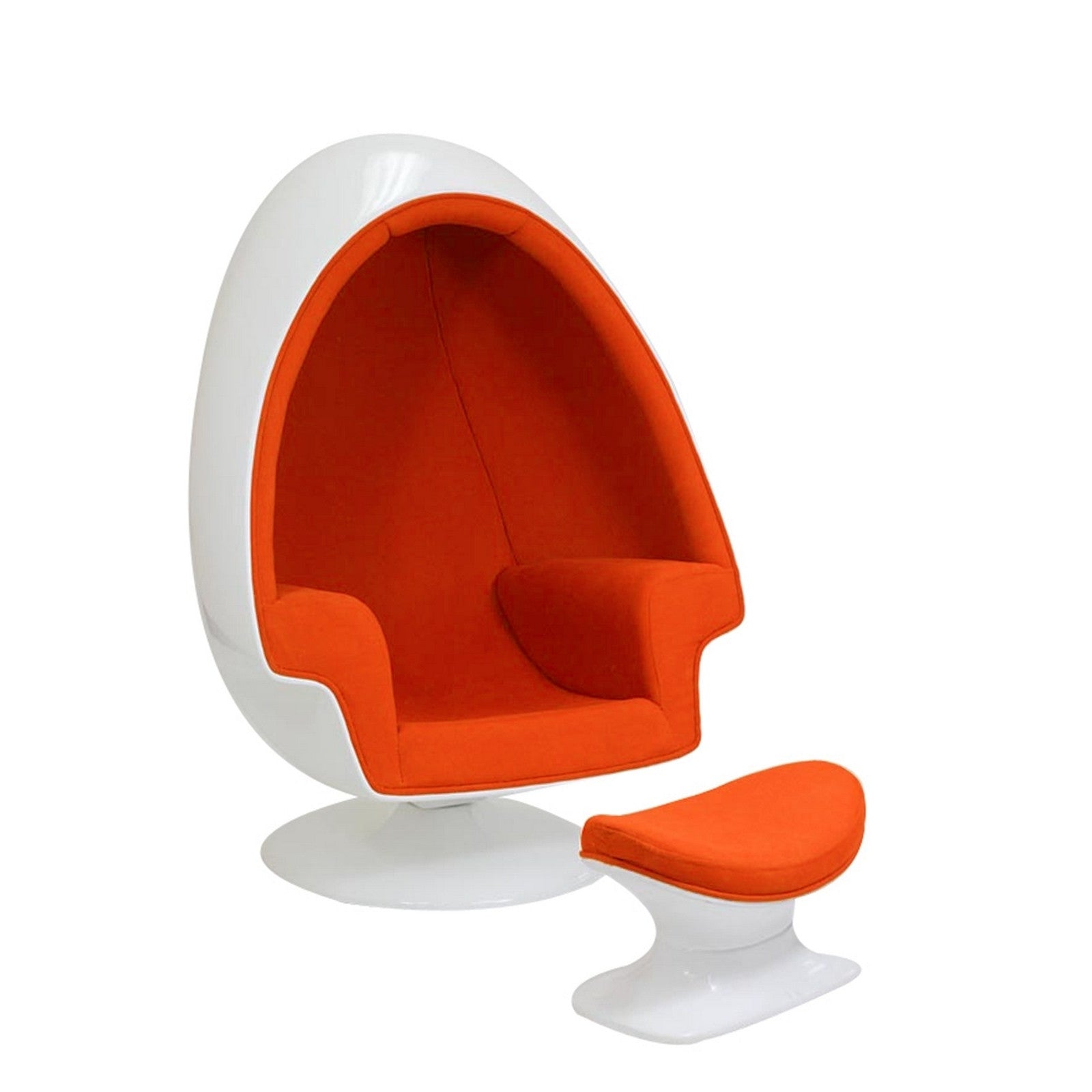 alpha shell egg chair replica emfurn. Black Bedroom Furniture Sets. Home Design Ideas