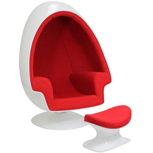 Alpha Shell Egg Chair Replica Red Chairs Free Shipping