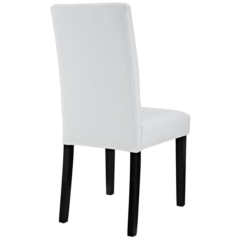 Confab Vinyl Dining Chair - living-essentials