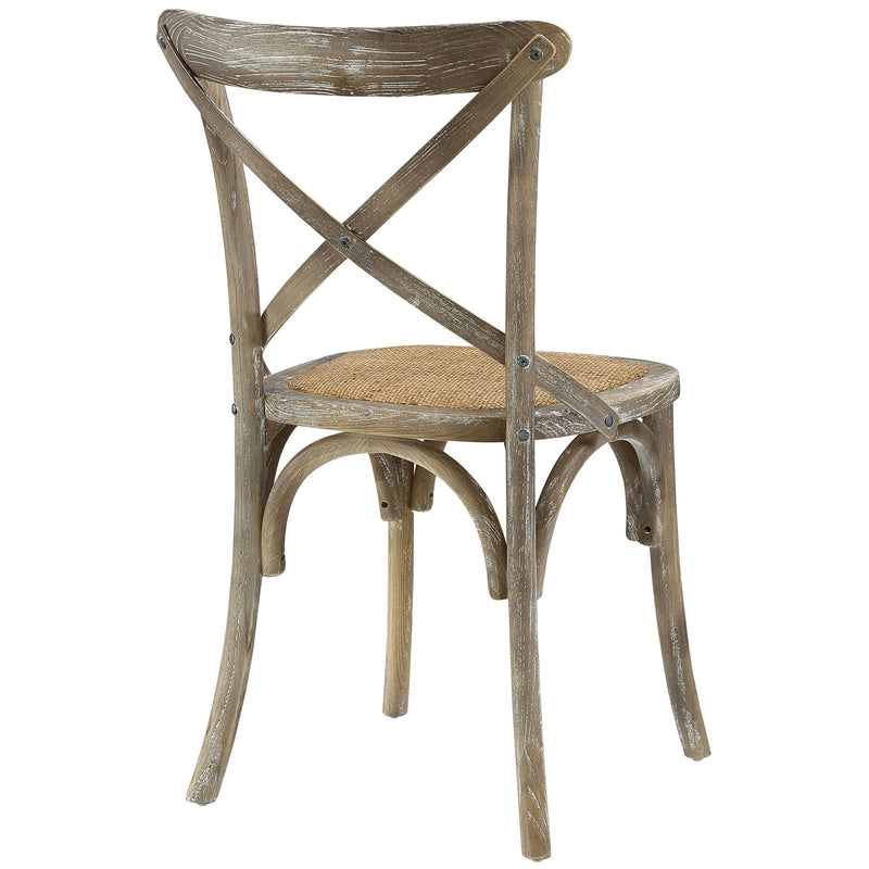 Rustic Dining Chair - living-essentials