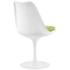 Tulip Style Dining Vinyl Side Chair Chairs Free Shipping