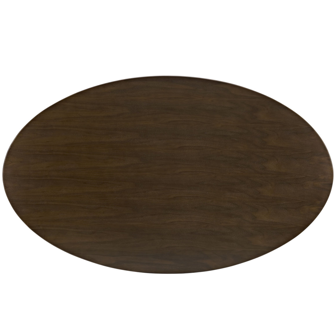 Tulip Style 78 Oval Wood Dining Table Tables Free Shipping