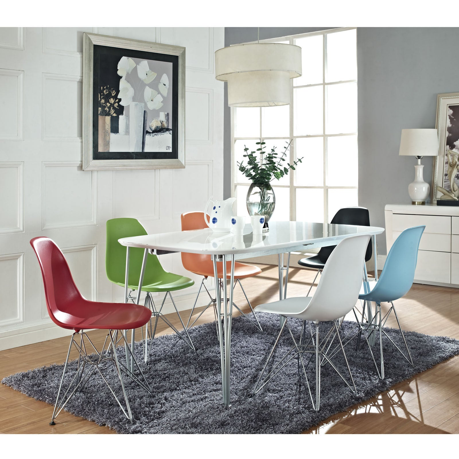 Modern Dining Chairs | Mid-Century Dining Chairs - EMFURN