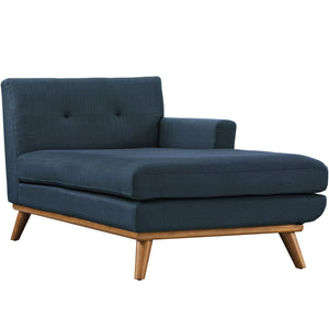 Queen Mary Right-Arm Chaise Azure Sofas Free Shipping