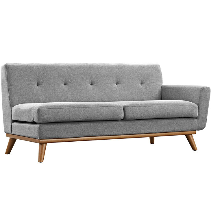 Queen Mary Left-Facing Sectional Sofa - living-essentials