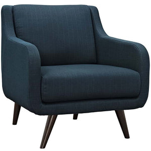 Orion Armchair Azure Chairs Free Shipping