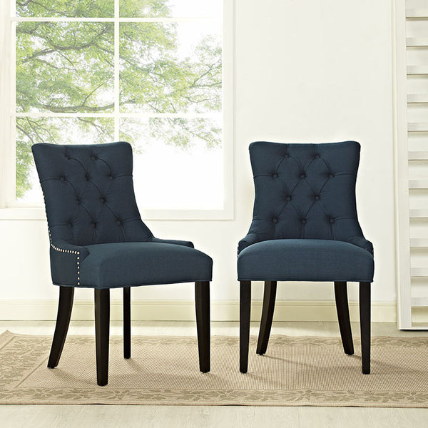 Viceroy Fabric Dining Chair - living-essentials