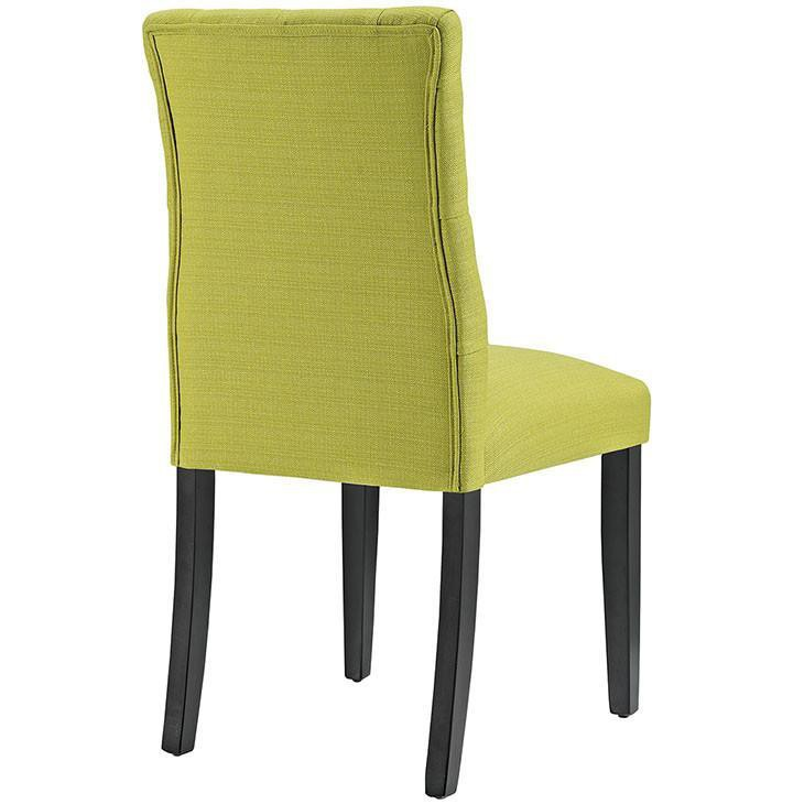 Castro Fabric Dining Chair - living-essentials