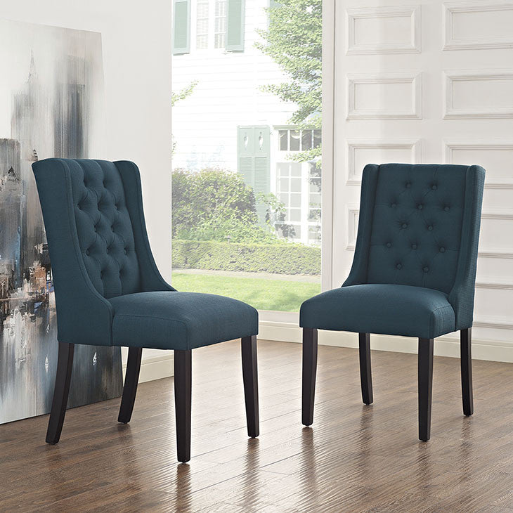 Ducal Fabric Dining Chair - living-essentials
