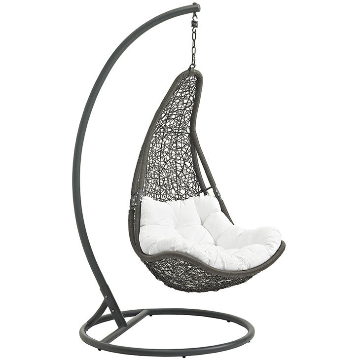 Wayne Outdoor Patio Swing Lounge Chair - living-essentials