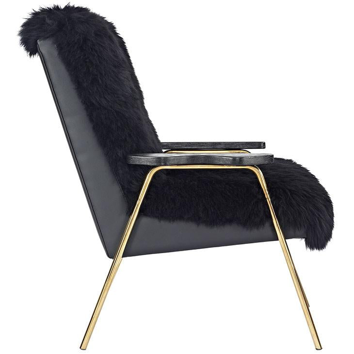 Spring Sheepskin Armchair - living-essentials