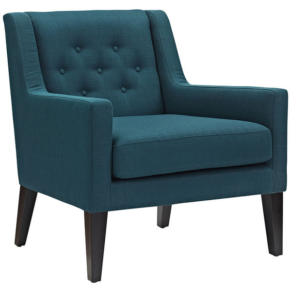 Bernie Fabric Armchair - living-essentials