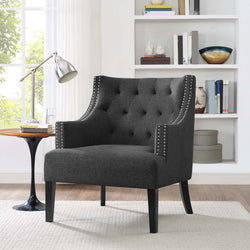 Redmond Wood Armchair - living-essentials