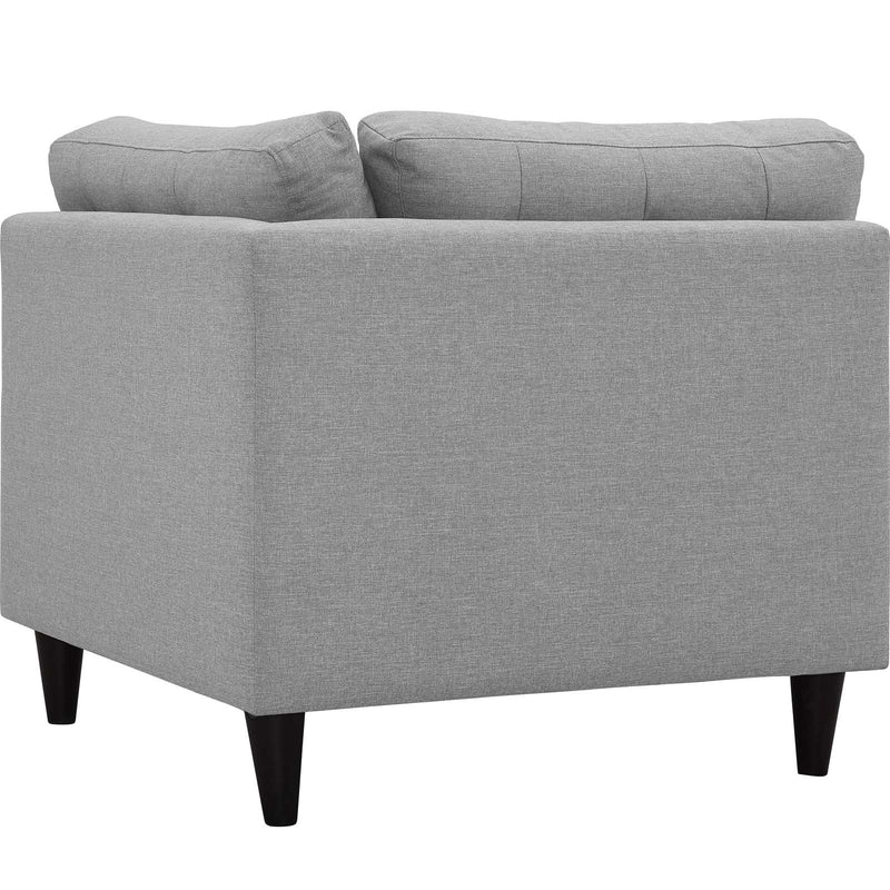 Emmy Upholstered Fabric Corner Sofa - living-essentials