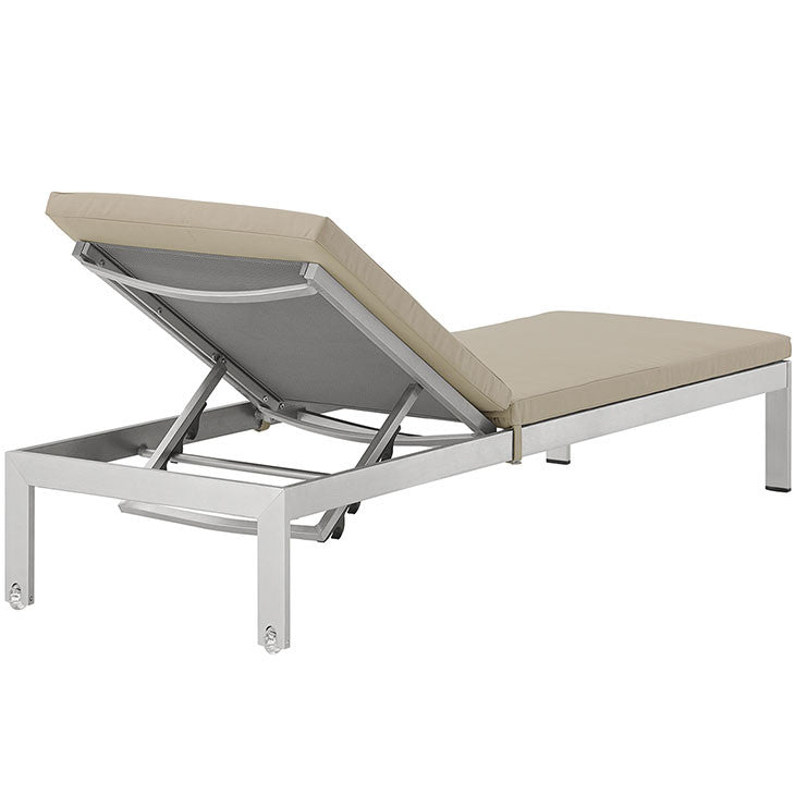Wharf Outdoor Sun Lounger - living-essentials