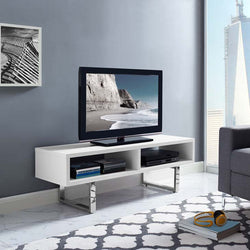 "Amber 47"" Low Profile TV Stand - living-essentials"