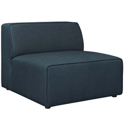 Macy Fabric Armless Chair - living-essentials